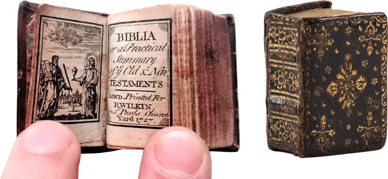 کتاب مقدس کوچک Biblia